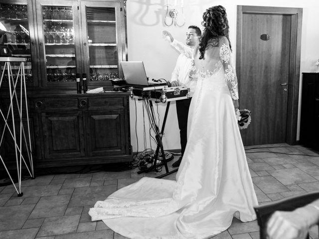 Il matrimonio di Elia e Elena a Barghe, Brescia 81
