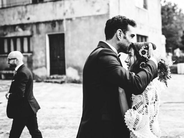 Il matrimonio di Samuele e Giulia a Asciano, Siena 19