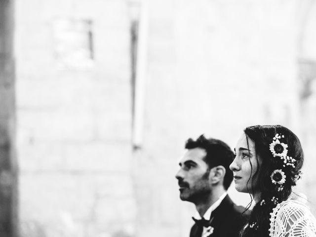 Il matrimonio di Samuele e Giulia a Asciano, Siena 20
