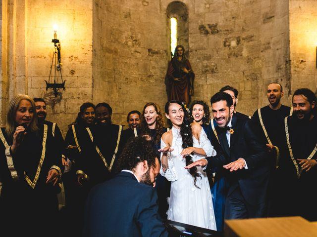 Il matrimonio di Samuele e Giulia a Asciano, Siena 25