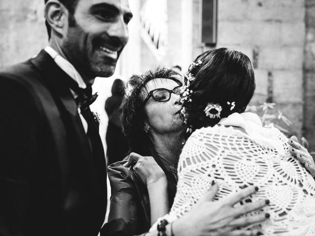 Il matrimonio di Samuele e Giulia a Asciano, Siena 26