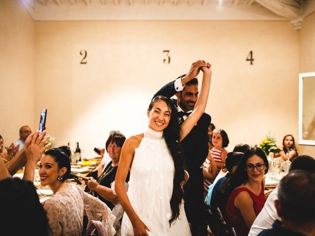 Il matrimonio di Samuele e Giulia a Asciano, Siena 49