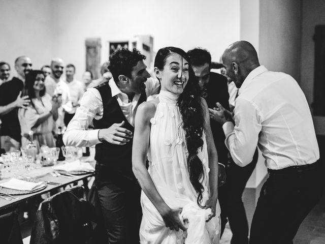 Il matrimonio di Samuele e Giulia a Asciano, Siena 50
