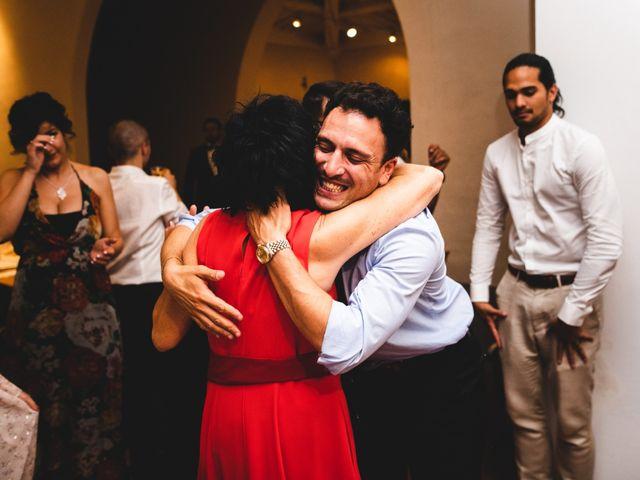 Il matrimonio di Samuele e Giulia a Asciano, Siena 57