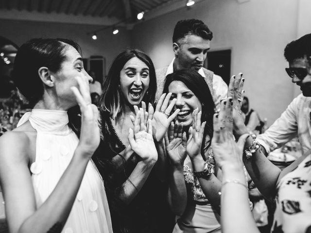 Il matrimonio di Samuele e Giulia a Asciano, Siena 58