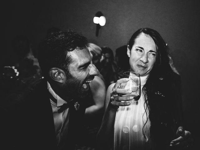 Il matrimonio di Samuele e Giulia a Asciano, Siena 68
