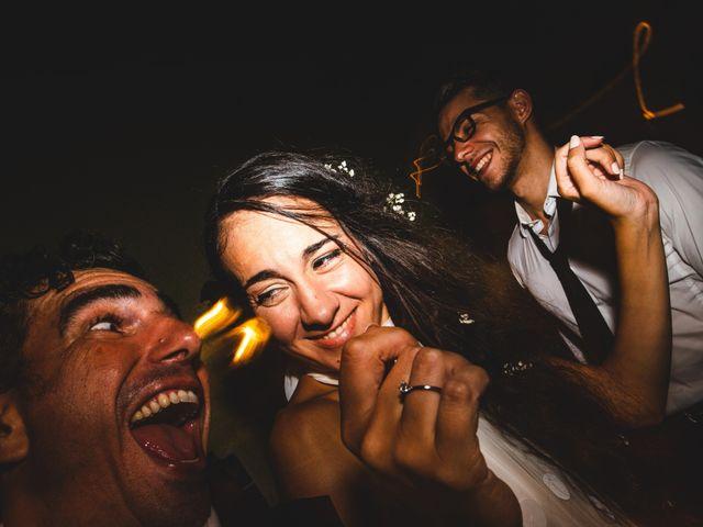 Il matrimonio di Samuele e Giulia a Asciano, Siena 70