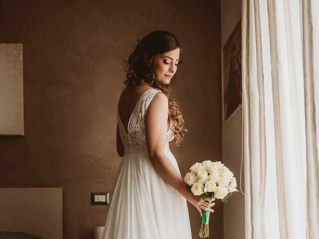 Il matrimonio di Chiara e Antonio a Oria, Brindisi 8