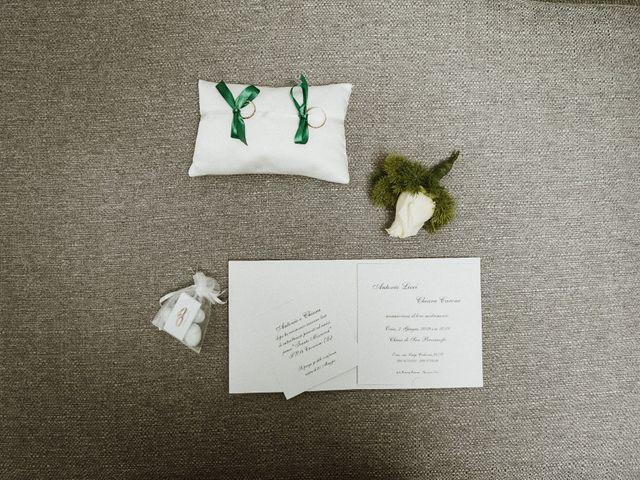 Il matrimonio di Chiara e Antonio a Oria, Brindisi 10