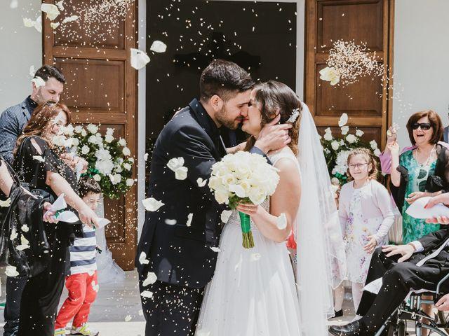 Il matrimonio di Chiara e Antonio a Oria, Brindisi 16