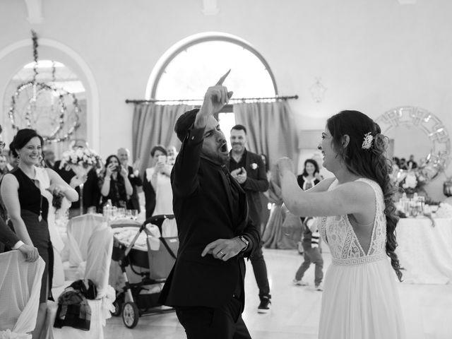 Il matrimonio di Chiara e Antonio a Oria, Brindisi 21