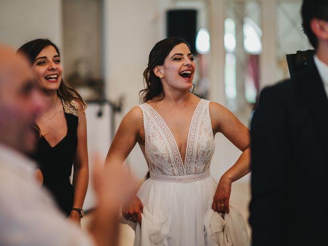 Il matrimonio di Chiara e Antonio a Oria, Brindisi 22