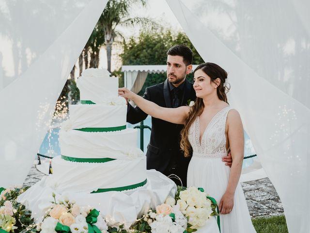 Il matrimonio di Chiara e Antonio a Oria, Brindisi 26