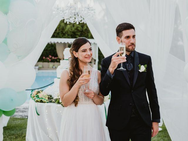 Il matrimonio di Chiara e Antonio a Oria, Brindisi 27