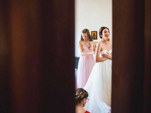 Il matrimonio di Angelo e Benedetta a Collebeato, Brescia 15