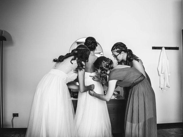 Il matrimonio di Angelo e Benedetta a Collebeato, Brescia 18