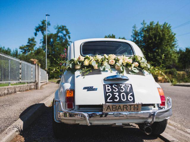 Il matrimonio di Angelo e Benedetta a Collebeato, Brescia 24