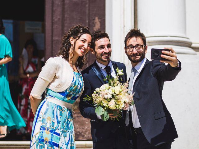 Il matrimonio di Angelo e Benedetta a Collebeato, Brescia 39