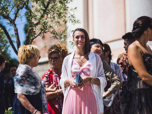 Il matrimonio di Angelo e Benedetta a Collebeato, Brescia 41