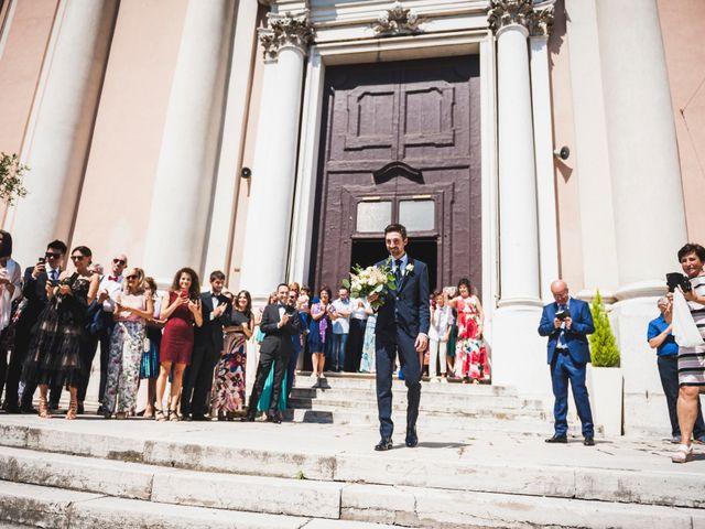 Il matrimonio di Angelo e Benedetta a Collebeato, Brescia 44