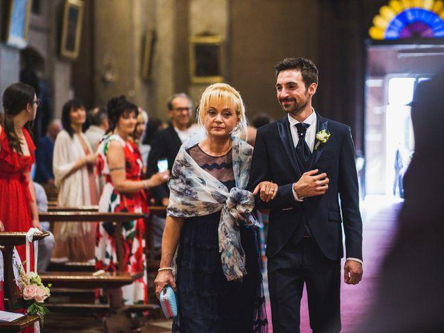 Il matrimonio di Angelo e Benedetta a Collebeato, Brescia 49