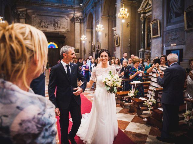 Il matrimonio di Angelo e Benedetta a Collebeato, Brescia 51