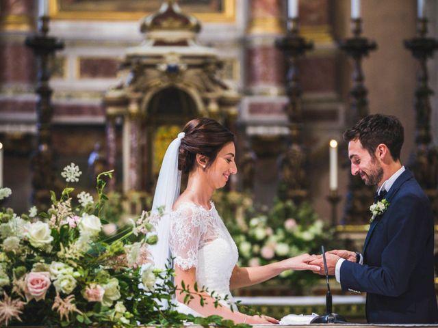 Il matrimonio di Angelo e Benedetta a Collebeato, Brescia 56