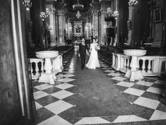 Il matrimonio di Angelo e Benedetta a Collebeato, Brescia 62