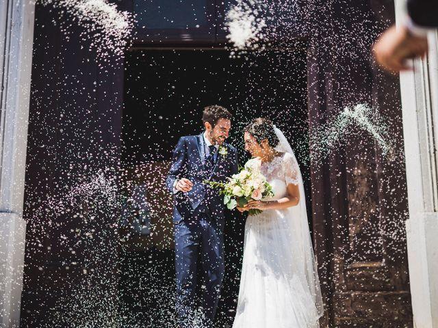 Il matrimonio di Angelo e Benedetta a Collebeato, Brescia 63