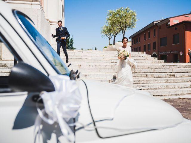 Il matrimonio di Angelo e Benedetta a Collebeato, Brescia 67
