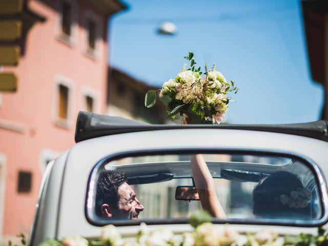 Il matrimonio di Angelo e Benedetta a Collebeato, Brescia 69