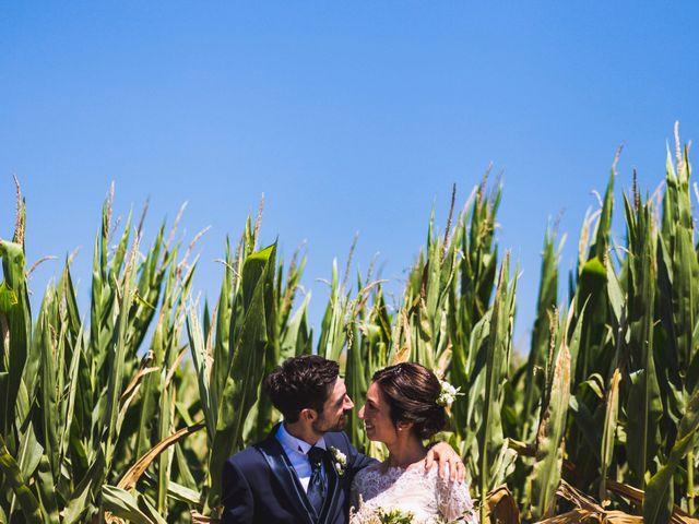 Il matrimonio di Angelo e Benedetta a Collebeato, Brescia 70