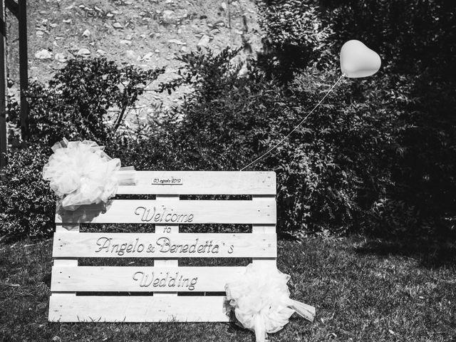 Il matrimonio di Angelo e Benedetta a Collebeato, Brescia 73