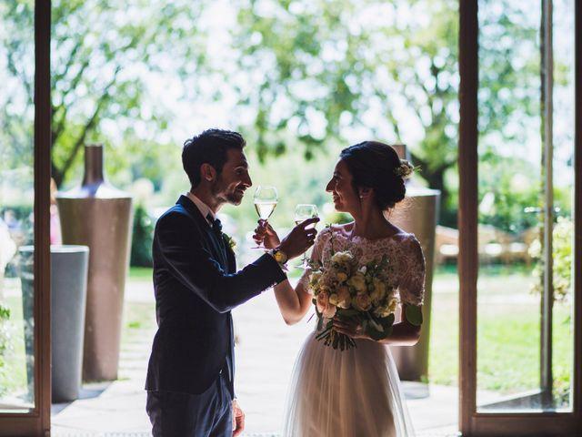 Il matrimonio di Angelo e Benedetta a Collebeato, Brescia 78