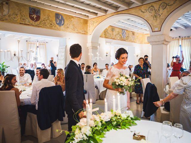 Il matrimonio di Angelo e Benedetta a Collebeato, Brescia 83