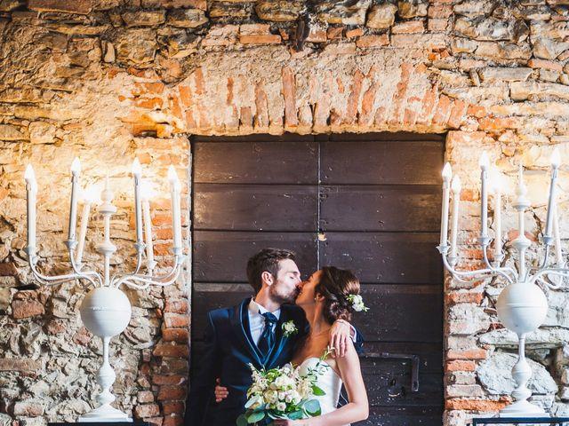 Il matrimonio di Angelo e Benedetta a Collebeato, Brescia 89