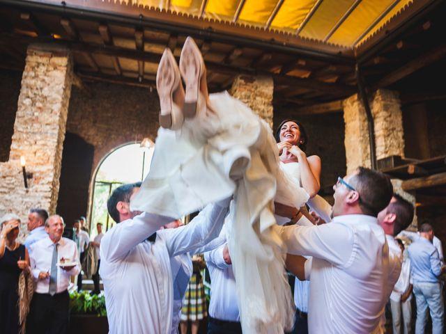 Il matrimonio di Angelo e Benedetta a Collebeato, Brescia 93