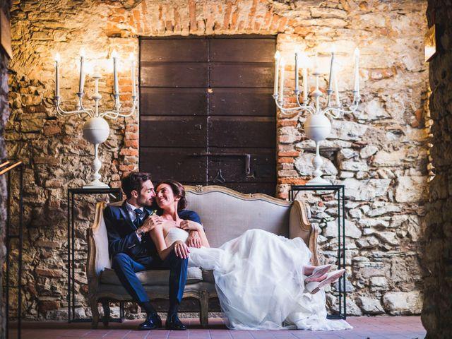 Il matrimonio di Angelo e Benedetta a Collebeato, Brescia 96