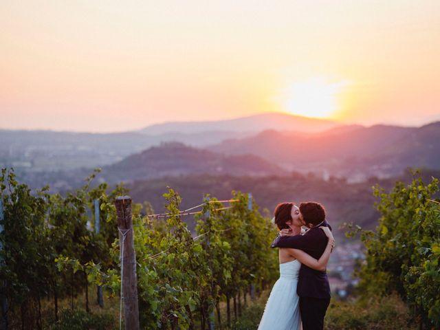 Il matrimonio di Angelo e Benedetta a Collebeato, Brescia 98