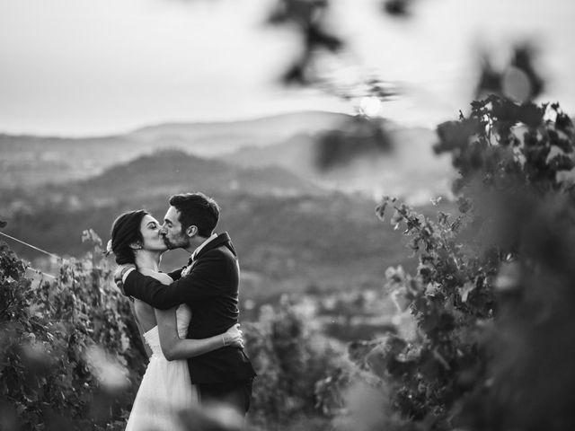 Il matrimonio di Angelo e Benedetta a Collebeato, Brescia 99
