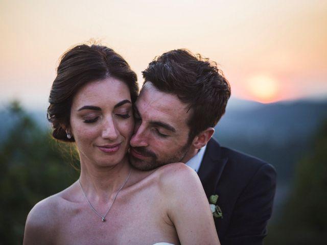 Il matrimonio di Angelo e Benedetta a Collebeato, Brescia 100