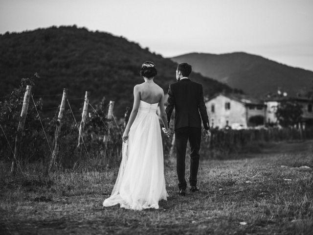 Il matrimonio di Angelo e Benedetta a Collebeato, Brescia 101