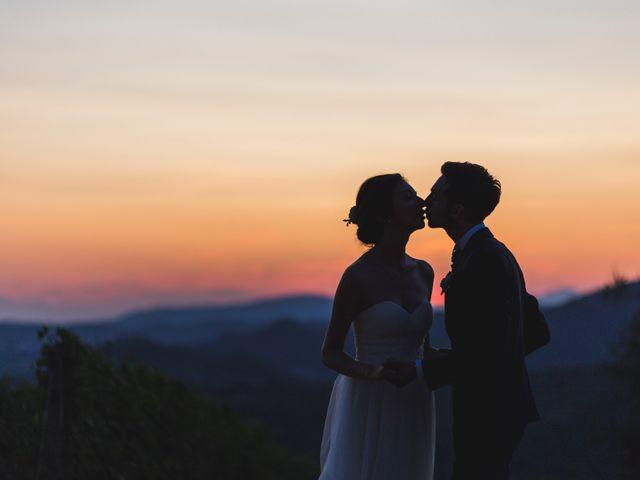Il matrimonio di Angelo e Benedetta a Collebeato, Brescia 102