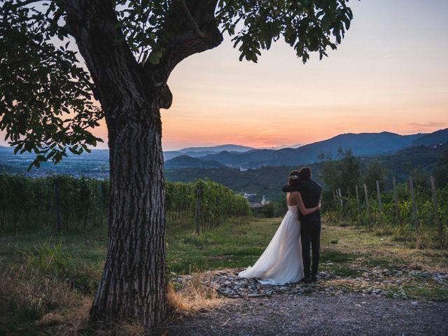 Il matrimonio di Angelo e Benedetta a Collebeato, Brescia 103