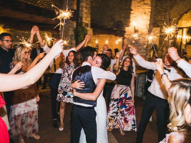 Il matrimonio di Angelo e Benedetta a Collebeato, Brescia 104