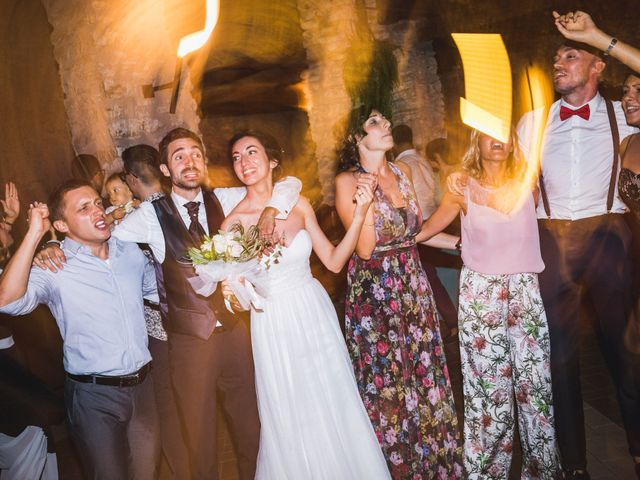 Il matrimonio di Angelo e Benedetta a Collebeato, Brescia 105