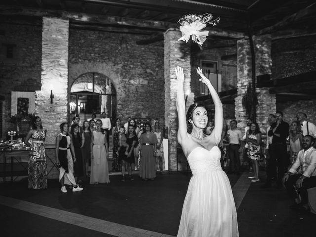 Il matrimonio di Angelo e Benedetta a Collebeato, Brescia 106