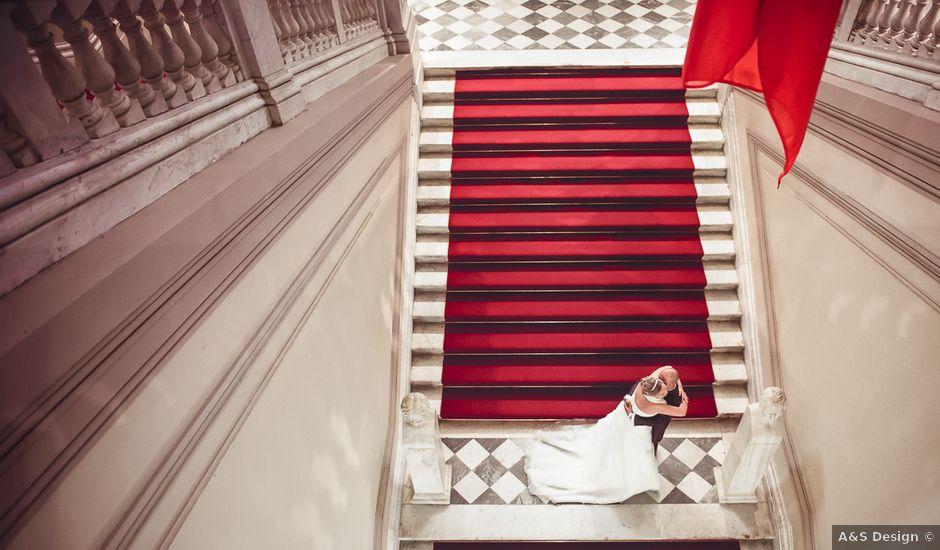 Il matrimonio di Giovanni e Serena a Torino, Torino