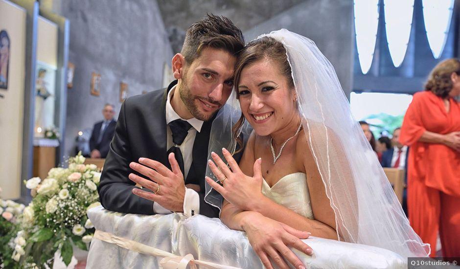 Il matrimonio di Angelo e Ivana a Gravina di Catania, Catania