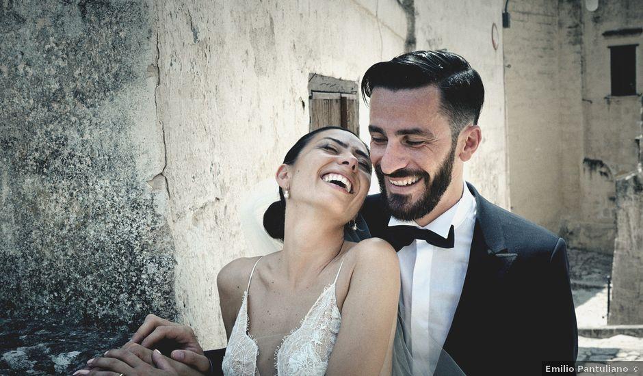 Il matrimonio di Alessandro e Rossella a Matera, Matera